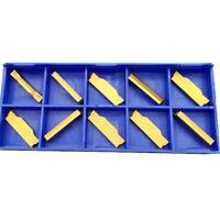 10pcs ZCC.CT ZTFD0303-MG YBC251 CNC Carbide Insert cutting Blades