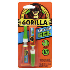 Gorilla  High Strength  Gel  Super Glue  .11 oz.