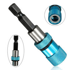 """1/4"""" Inch Hex Shank Drill Screw Magnetic Drywall Screwdriver Bit Holder Tool"""