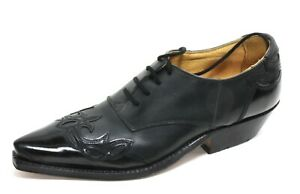 70 Western Cowboystiefel Line Dance Catalan Leder Westernschuh Prime Boots 38