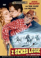 Dvd I SENZA LEGGE- (1953) Western *** A&R Productions *** ...NUOVO