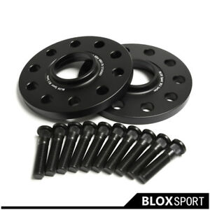 2pc 10mm PCD5X114.3 + Extended stud 12x1.5 Wheel Spacer For Toyota, for Lexus ls