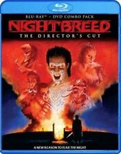 Nightbreed The Directors Cut Combo Blu-ray 1990 US IMPORT