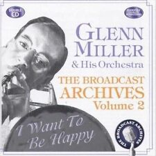 The Broadcast Archives, Vol. 2 by The Glenn Miller Orchestra (CD, Dec-2000, Avid