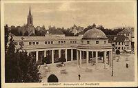 Bad Pyrmont Niedersachsen Weserbergland AK 1928 Brunnenplatz Hauptquelle Quelle