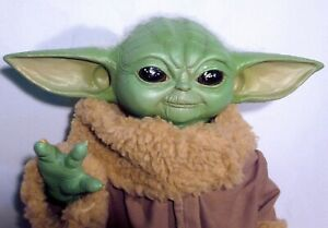 BABY YODA Star Wars MANDALORIAN Life Size Prop - 1:1 Jedi Statue Figure Lifesize