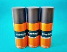 Bruno Banani ABSOLUTE MAN Deo Spray Deodorant 3 x 150 ml