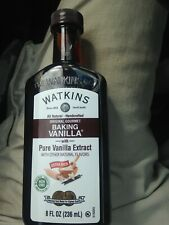 Watkin's Gourmet Pure Real Baking Vanilla Extract 8 fl. oz