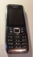 Nokia e51 SILVER BLACK (Unlocked) Mobile Phone Business  e72  e52