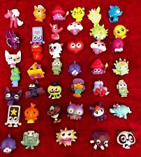 Moshi Monsters Toy Figure Bundle  Lot #5