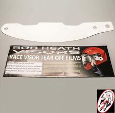 Arai Tear Offs Genuine Sai Rx7gp Race Visor BULK Packet X 30 Clear T004