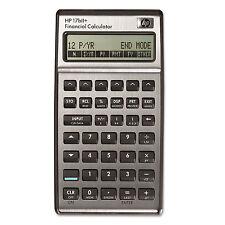 Hp 17bII+ Financial Calculator 22-Digit LCD 17BIIPLUS