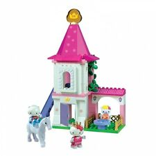 BIG BLOXX Hello Kitty Princess Turm Schloss Prinzessin Haus mit Figur