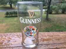 Guinness 2010 World Cup Pint Glass