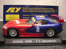 FLY Viper E5 Limited Slot Car - All Vipers on Sale