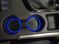 LED Cup Holder Lights - Blue LEDs - Fits 2011-2014 Hyundai Sonata Custom Mod