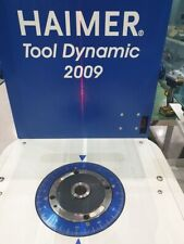 Haimer Tool Dynamic Td 2009 Comfort Balancing Machine