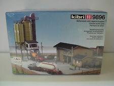 Kibri 9896 , Betonwerk mit Lagerschuppen , H0