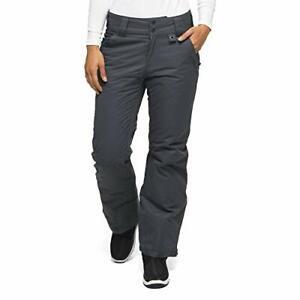 Arctix Women's Insulated Snow Pants Steel Medium/Regular