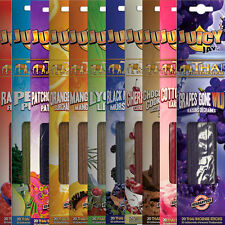 JUICY JAYS INCENSE THAI INCENSE 20 STICKS *MANY FLAVORS*   **3 FOR £4.39 P**