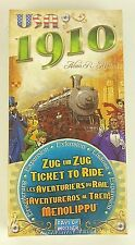Ticket To Ride USA 1910 Board Game Expansion Days Of Wonder Games New Sealed