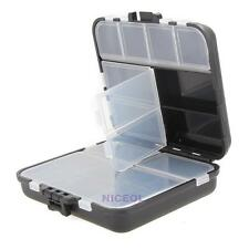 26 Compartments Fishing Lure Bait Hook Tackle Waterproof Storage Tool Box Case