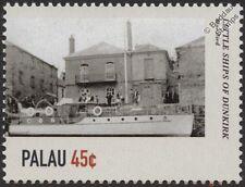 BLUE BIRD (Bluebird) Motor Yacht Boat WWII Little Ships of Dunkirk Stamp