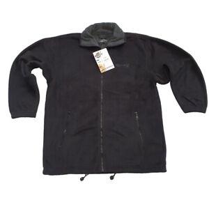 Chamonix Fleece Jacket Men Black
