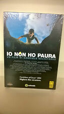 IO NON HO PAURA FILM DVD NUOVO SIGILLATO