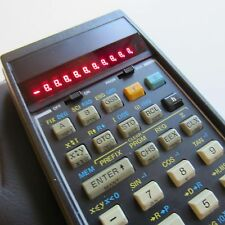 HP-34C Hewlett Packard Calculator HP 34C