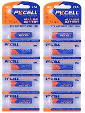 10 x 27A 12V MN27, A27, V27GA, L828, GP27A ( 2 Blistercards a 5 Batterien)PKCELL