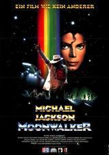 Moonwalker ORIGINAL A1 Kinoplakat Michael Jackson / Joe Pesci / Sean Lennon