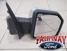 15 thru 18 F-150 OEM Ford Heat Pwr Fold BLIS Mem 360 Cam Chrome RH Pass Mirror