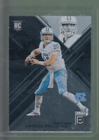 2017 PANINI ELITE #112 MITCH TRUBISKY RC UNC BEARS ROOKIE CARD C