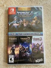 Trine: Ultimate Collection Nintendo Switch New!