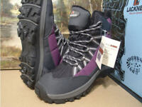 Lackner Stiefel Damen Schuhe Winterschuhe Stiefeletten Boots 36-43 7804 Neu12