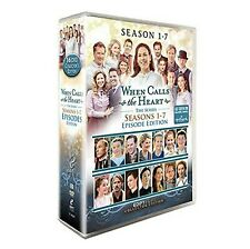 When Calls the Heart: The Series Seasons 1 - 7 Episode Edition [DVD]