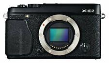 Fujifilm X-E2 Mirrorless Digital Camera (Black Body Only) (Intl Model) Version a