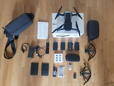 DJI Mavic Air Fly More Combo - Onyx Black + brand new battery and ND filters