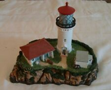 Harbour Lights Kilauea Hawaii #240 1999 Special Event Exclusive Coa Lighthouse
