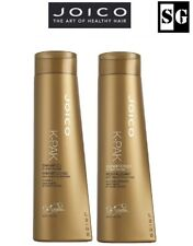 JOICO K-PAK Shampoo Conditioner Duo for Damaged Hair - 300ml Each