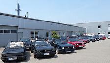 VW Golf 1 Cabrio Capot Tissu noir (Offre automne)