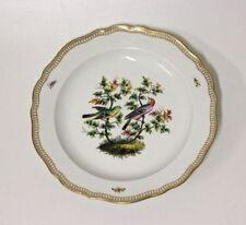 Meissener-Porzellan-Teller aus im Historismus-Stil (1851-1889)