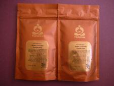 2 x 2oz New Sealed Teavana White Chocolate Peppermint  Teas