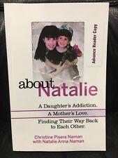 About Natalie, Paperback by Christine Pisera  Naman PB