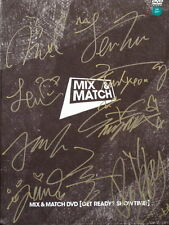 IKON Autographe​d 2015 MIX & MATCH 2DVD+2PHOTOBOOKS+POSTER album new korean