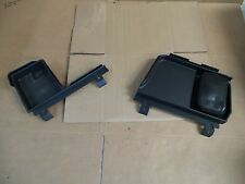 01-06 BMW E46 M3 330 325 Coupe Set Of Trunk Storage Covers With First Aid Kit