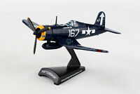 Daron Postage Stamp F4U CORSAIR 1/100 #167 USN PS5356-4. New