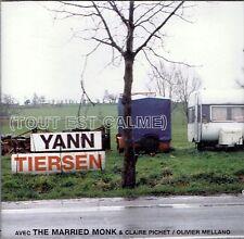 CD - YANN TIERSEN - Tout Est Calme