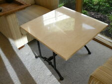 COFFEE TABLE - STONE TOP -  EXCELLENT CONDITION - MORNINGTON